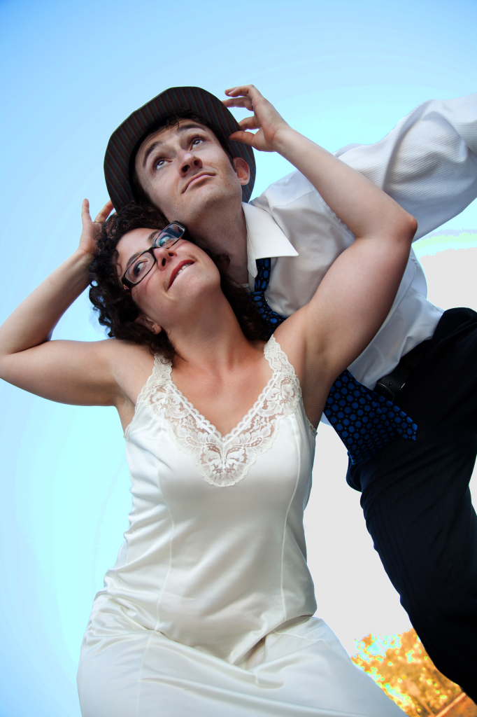 Emily Zisman & Ryan Avery promo photo